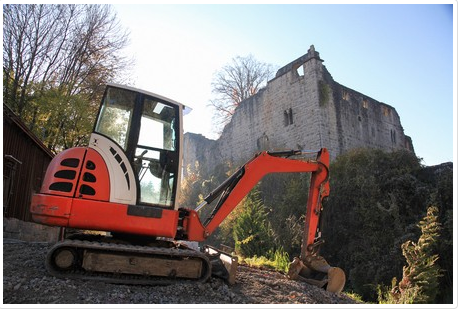 What is an Adjacent Excavation Notice?