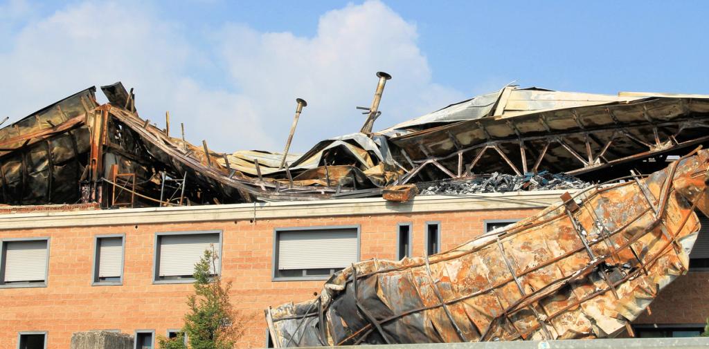 Fire Insurance Reinstatement